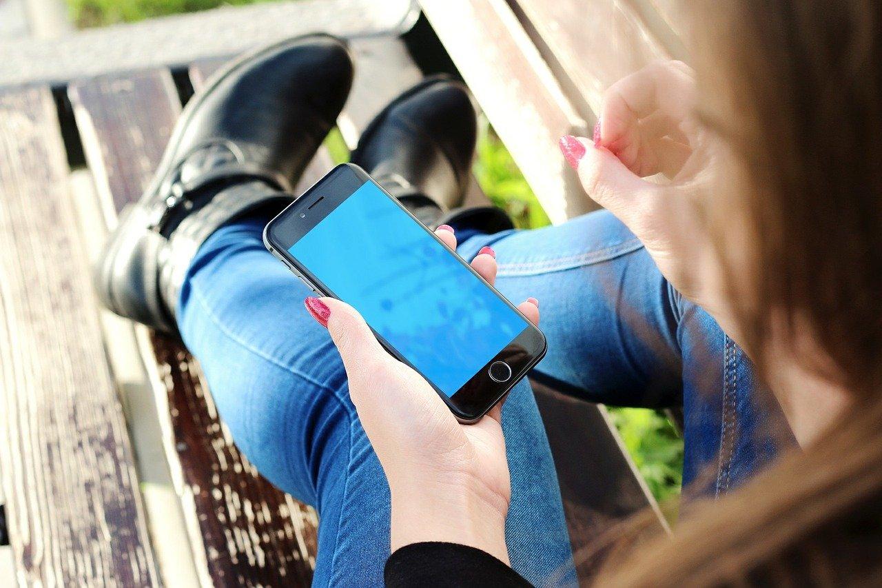 iphone, template, mockup